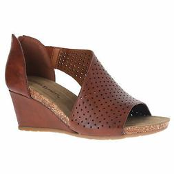 22353 whiskey wedge sandals