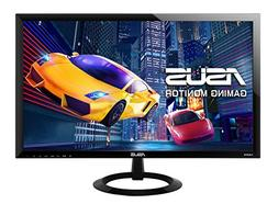 "ASUS VX248H 24"" Full HD 1920x1080 1ms HDMI DVI VGA Eye Care"