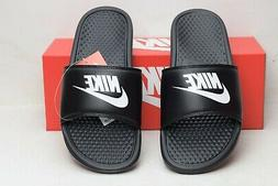 NIKE Men's Benassi Just Do It, 10.0 Regular US