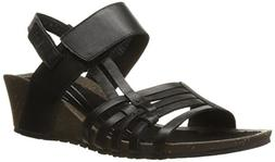 Teva Cabrillo 3 Sandals - Leather, Wedge Heel