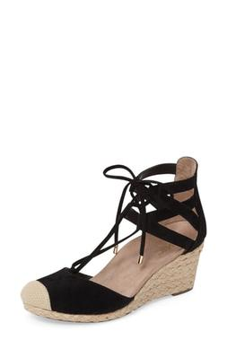 Women's Vionic Calypso Wedge Sandal, Size 7.5 M - Black
