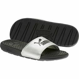 PUMA Cool Cat Metallic Women's Slides Women Sandal Swimmin