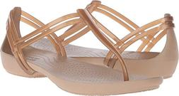 Crocs Women's Isabella T-Strap Sandals  - 8.0 M