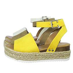 jdtopic open toe ankle strap