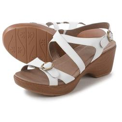 Dansko Julie Sandals - Leather