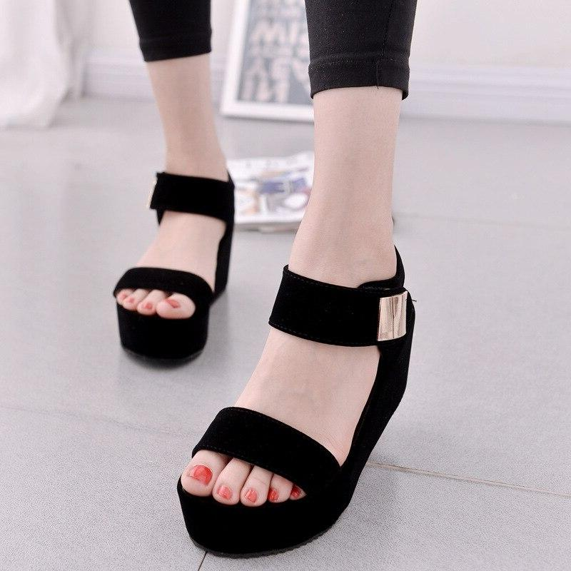 2018 Women Shoes Shoes Woman Sandalias