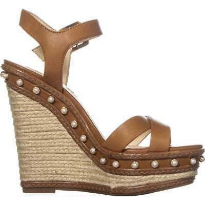 Jessica Simpson Slingback Sandals 087, Sun Tan, 6.5 US / 36.5