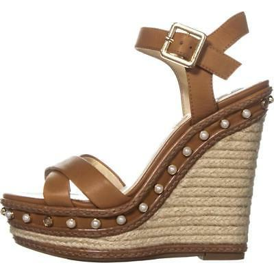 Jessica Aeralin Wedge Slingback Tan, 36.5