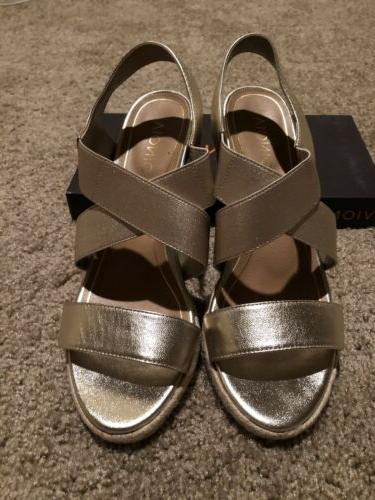 Vionic Ainsleigh Wedge Sandal Size 9