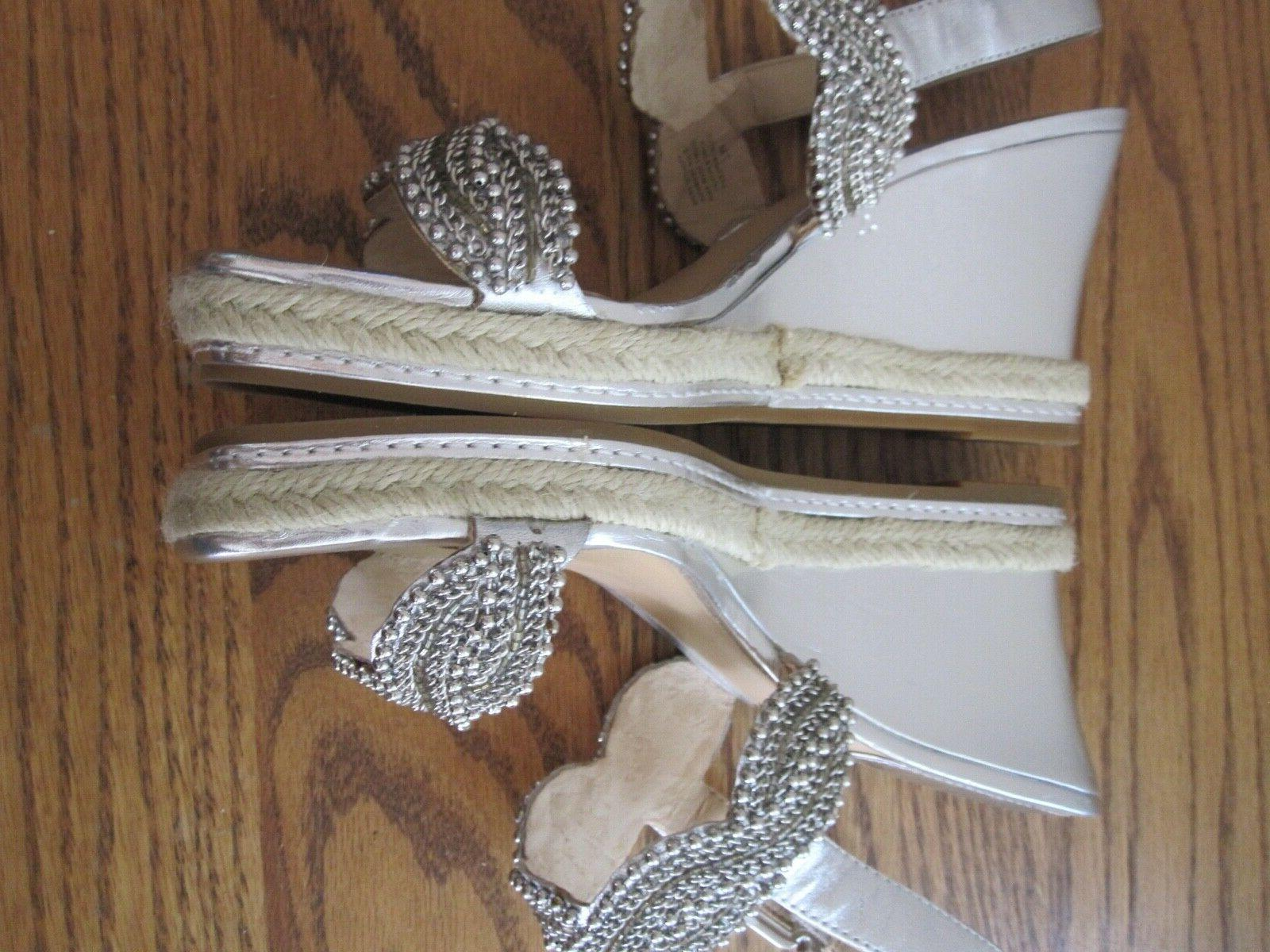Wedge Sandals New W READ