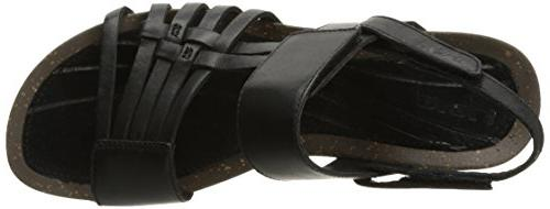 Teva 3 Sandals - Leather, Wedge Heel