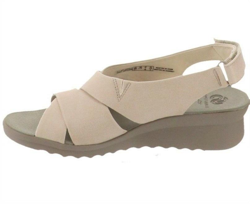 CLOUDSTEPPERS by Clarks Caddell Bright Sandals