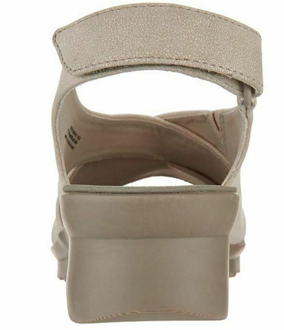 CLOUDSTEPPERS by Wedge Sandals Caddell Bright White