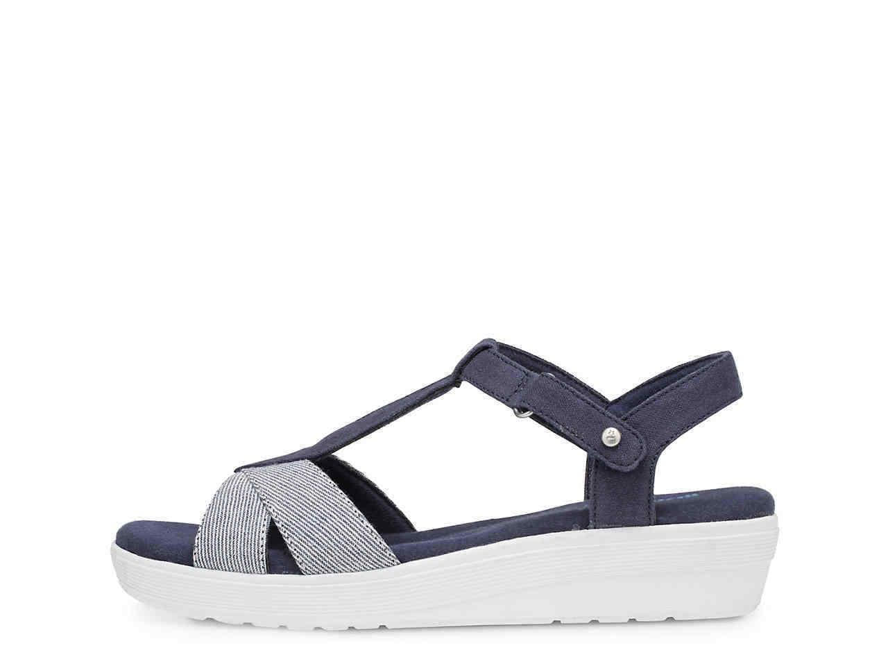 Grasshoppers Blue/White Casual Comfort Shoes
