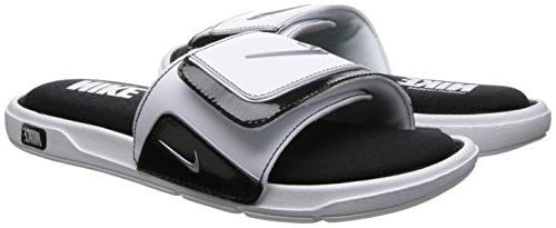 comfort slide 2 white metallic