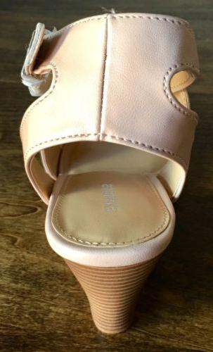 Express Wedge Sandals 8