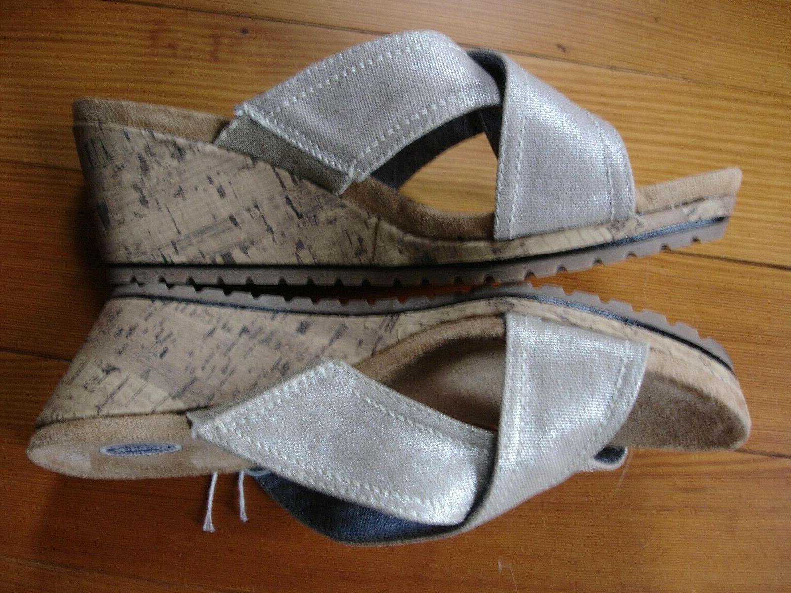 Dr Wedge Sandals Womens NEW