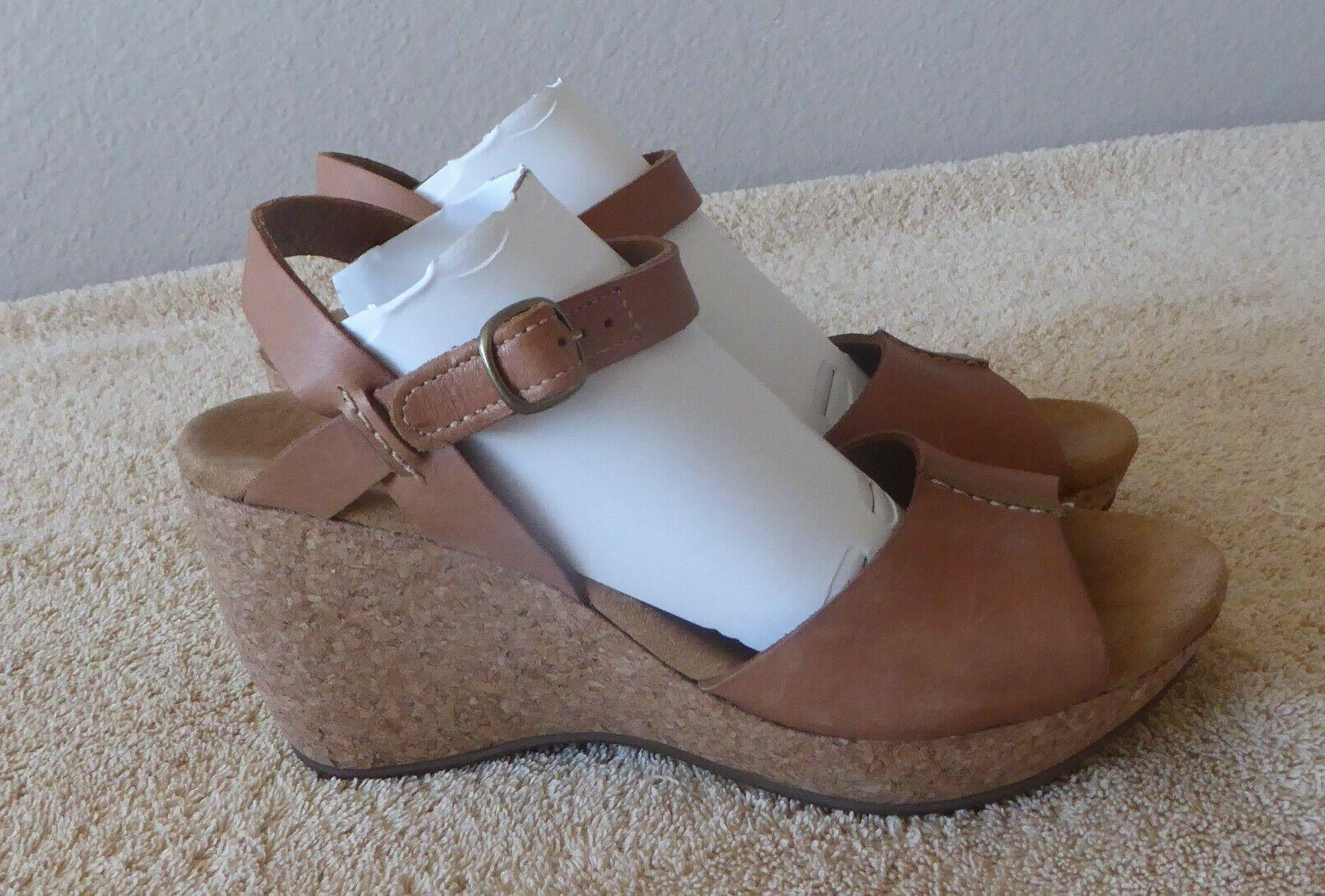 CLARKS ELEMENTS WEDGE TOE 6.5