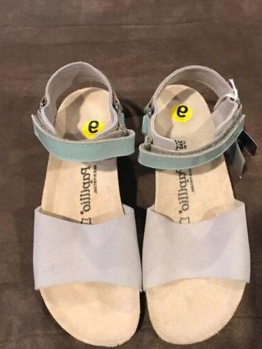 eve by birkenstock ankle strap wedge sandals