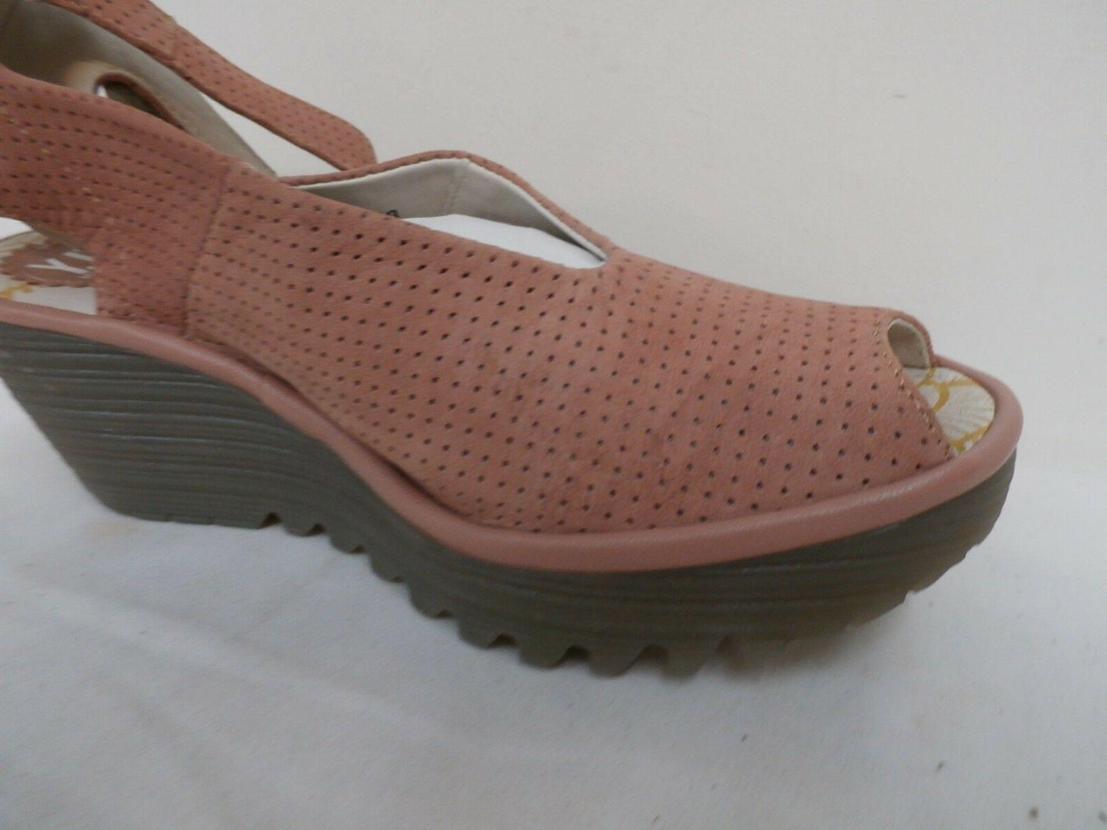 FLY Wedge Sandals - Yala Perf