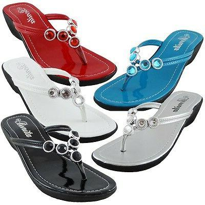 gaga new womens sandals wedge shoes low