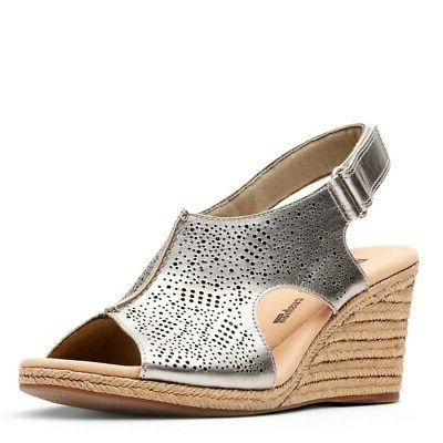 lafley rosen wedge leather womens sandals high