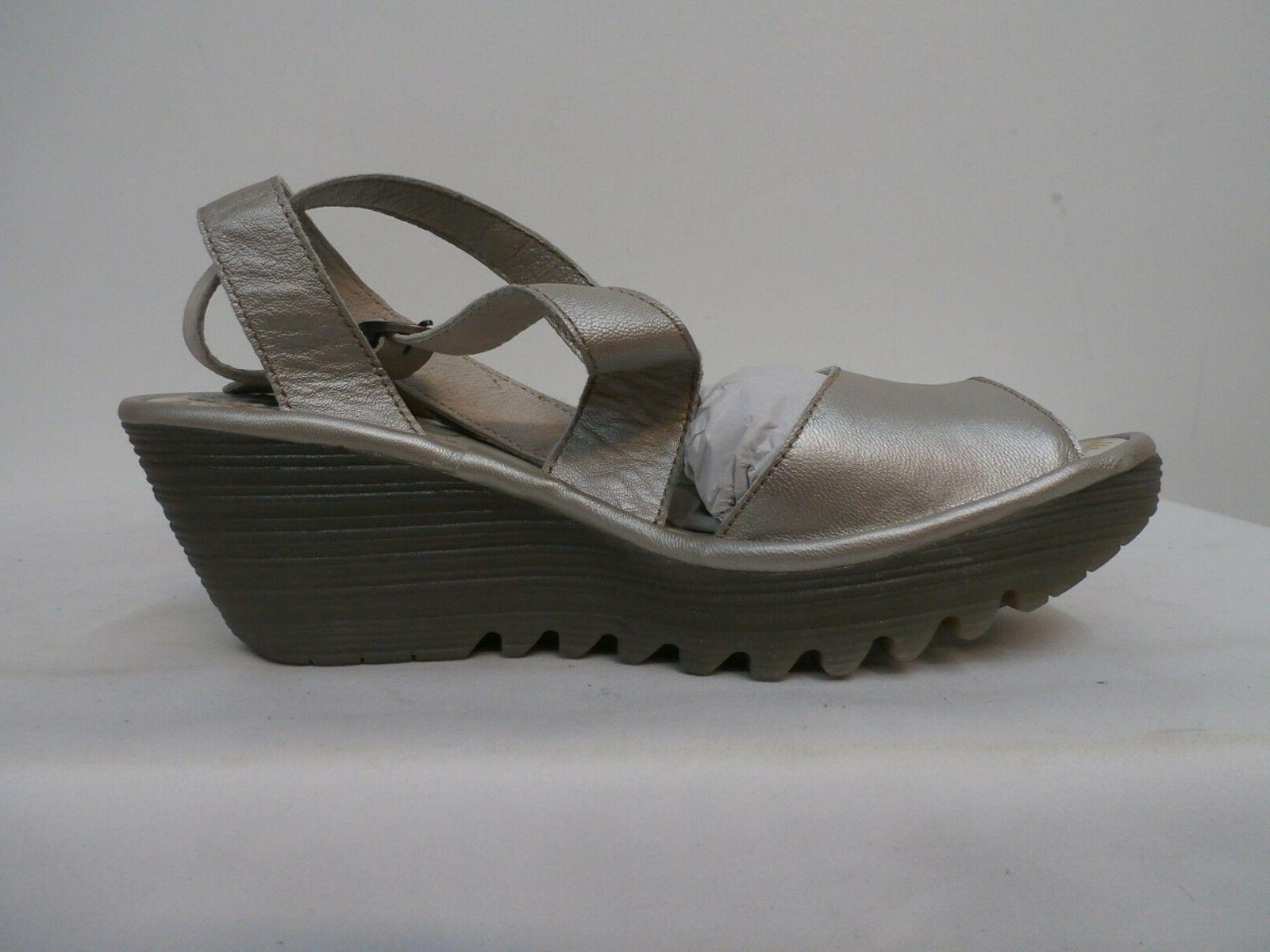 FLY Wedge - silver 42