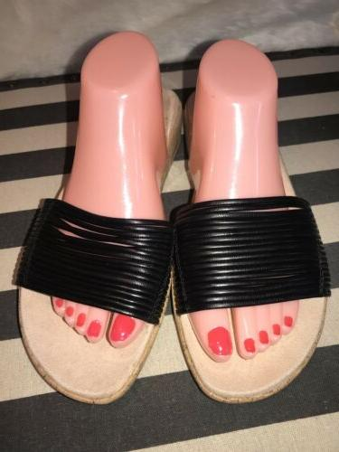 Easy Open Toe Casual Sandals 12