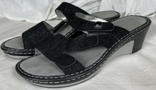 loti wedge sandals size 41 us 10