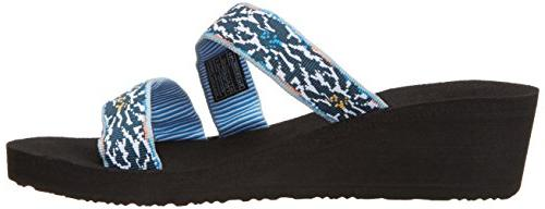 Wedge Size M - Blue