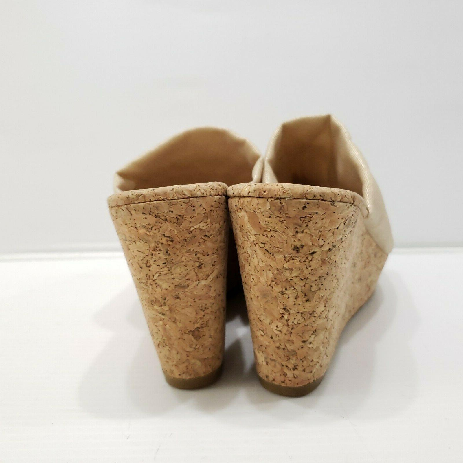 Lucky Textile On Sandals Cork 7M