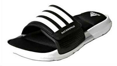 Adidas Men's Superstar 5G Slide Sandal Shoe Swimming Beach S