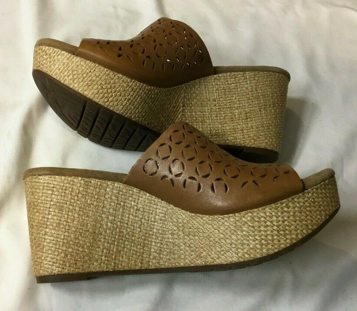 NEW CLARKS DYLAN Wedge M