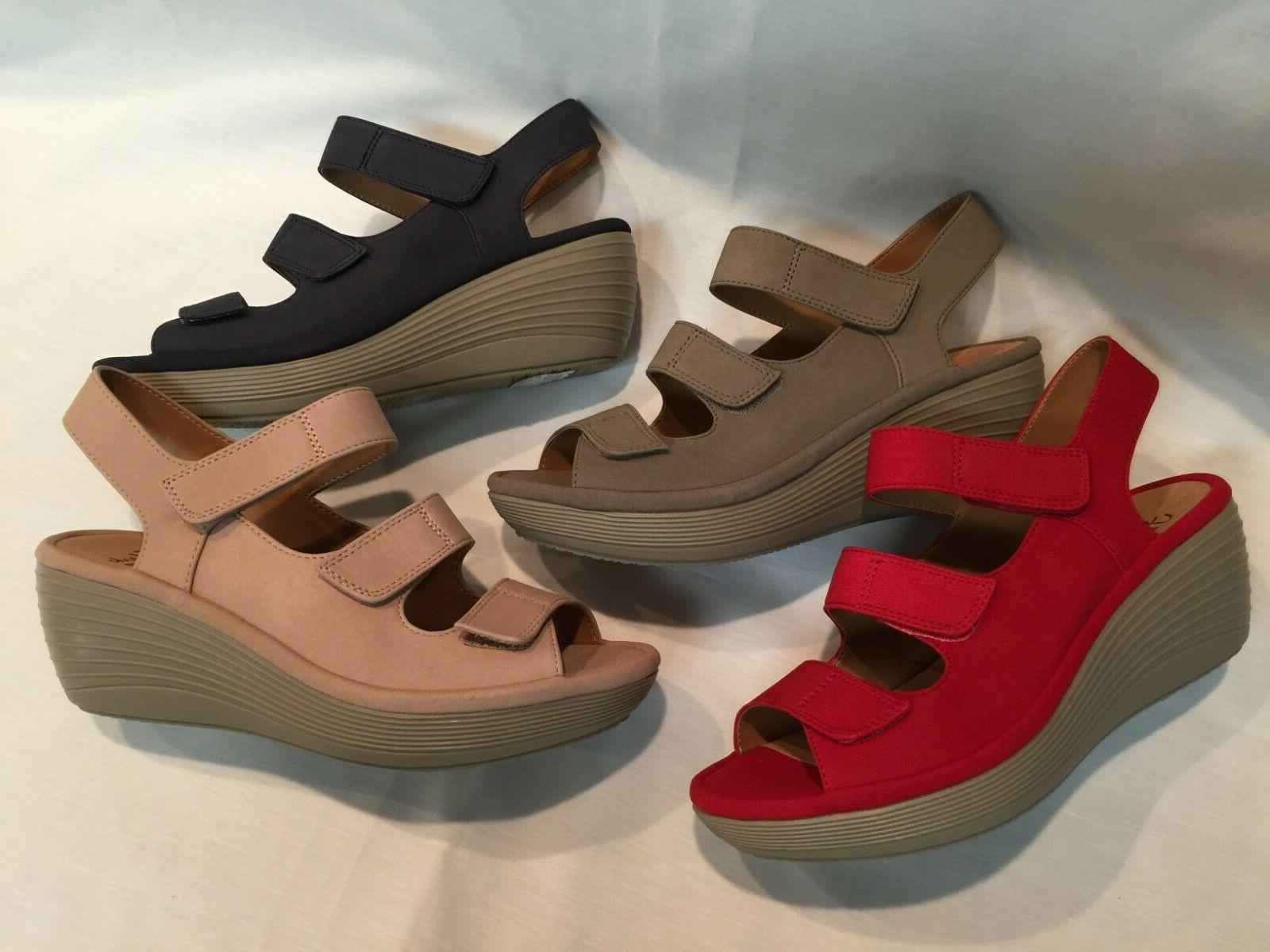 new collection nubuck wedge sandals reedly juno