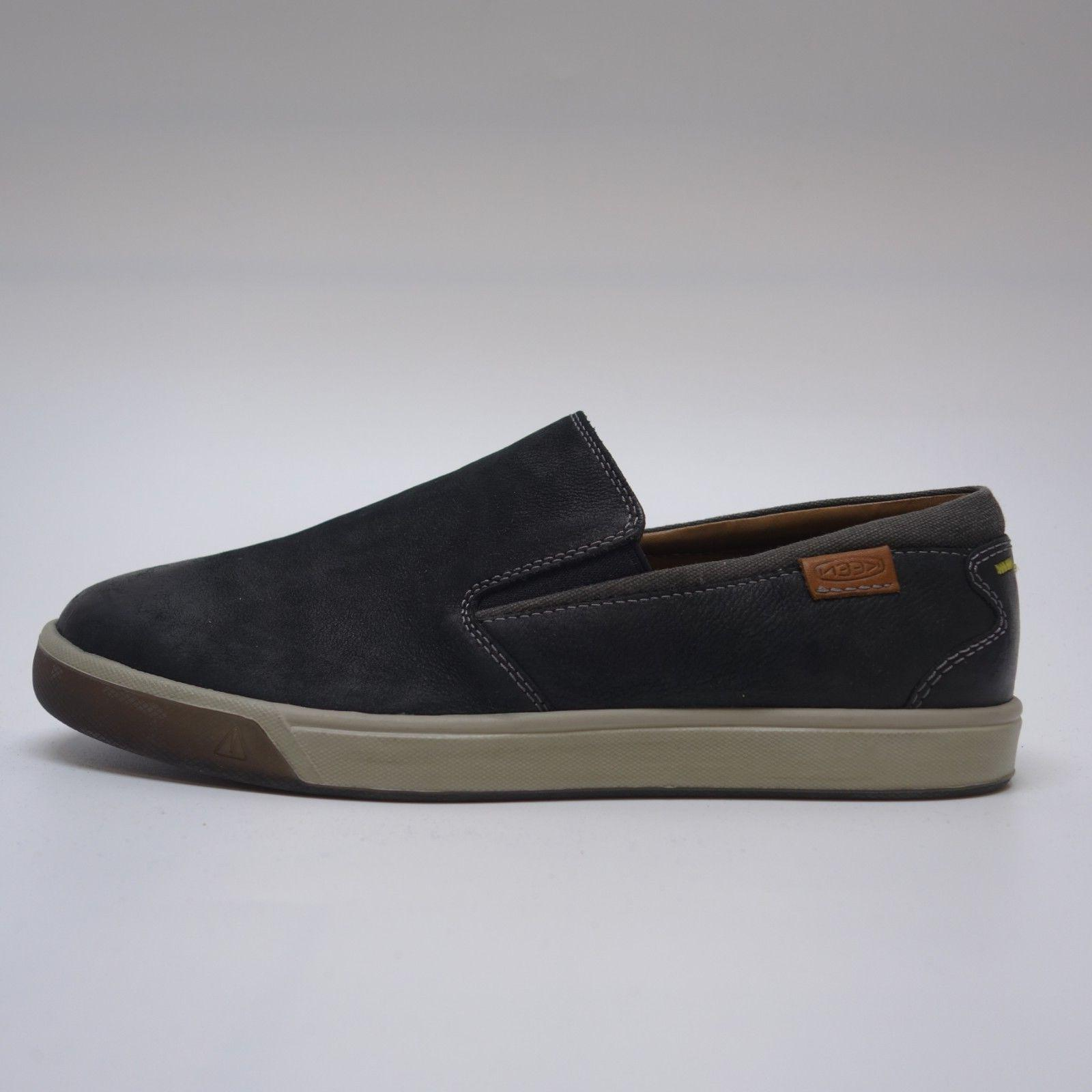 New Brown Black On Leather Casual