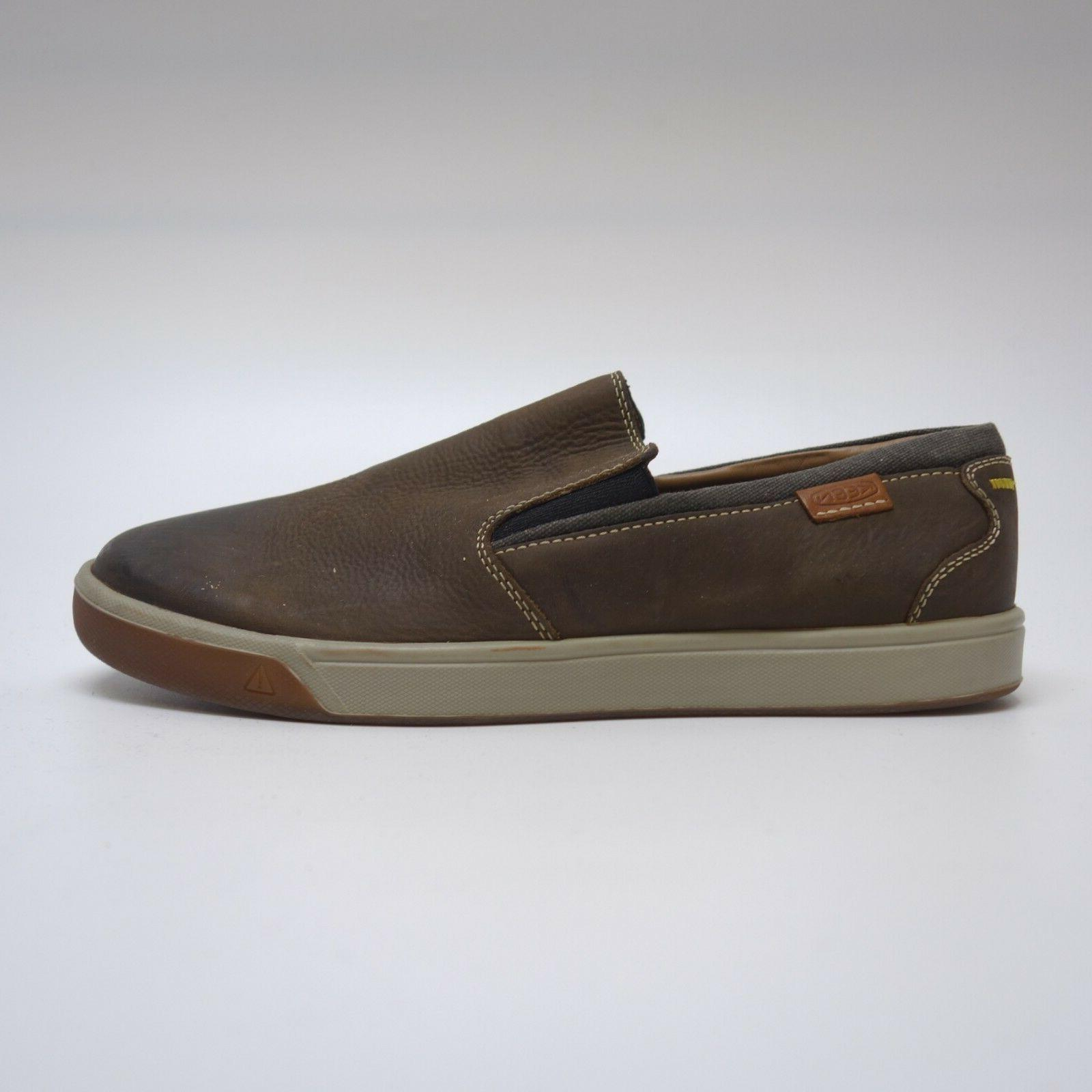 New Brown Leather Size