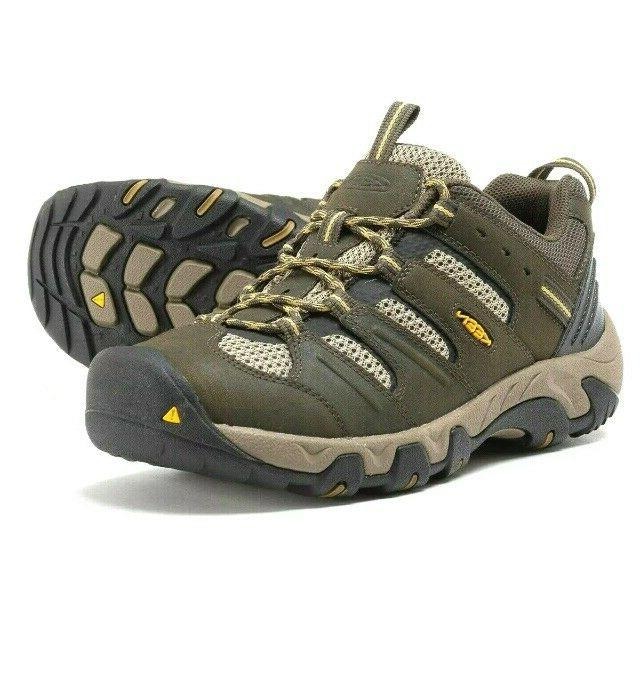 new mens koven hiking shoes black green