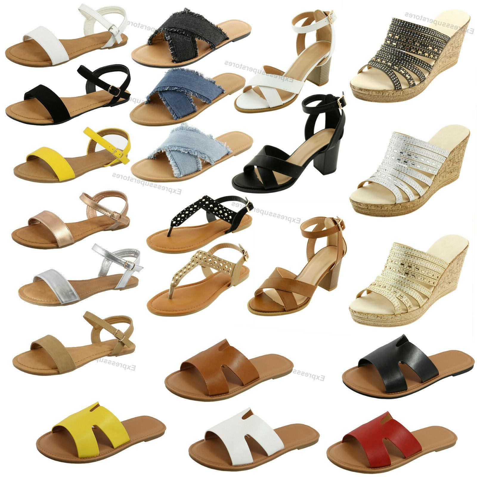 new sandals gladiator slip on shoes thong