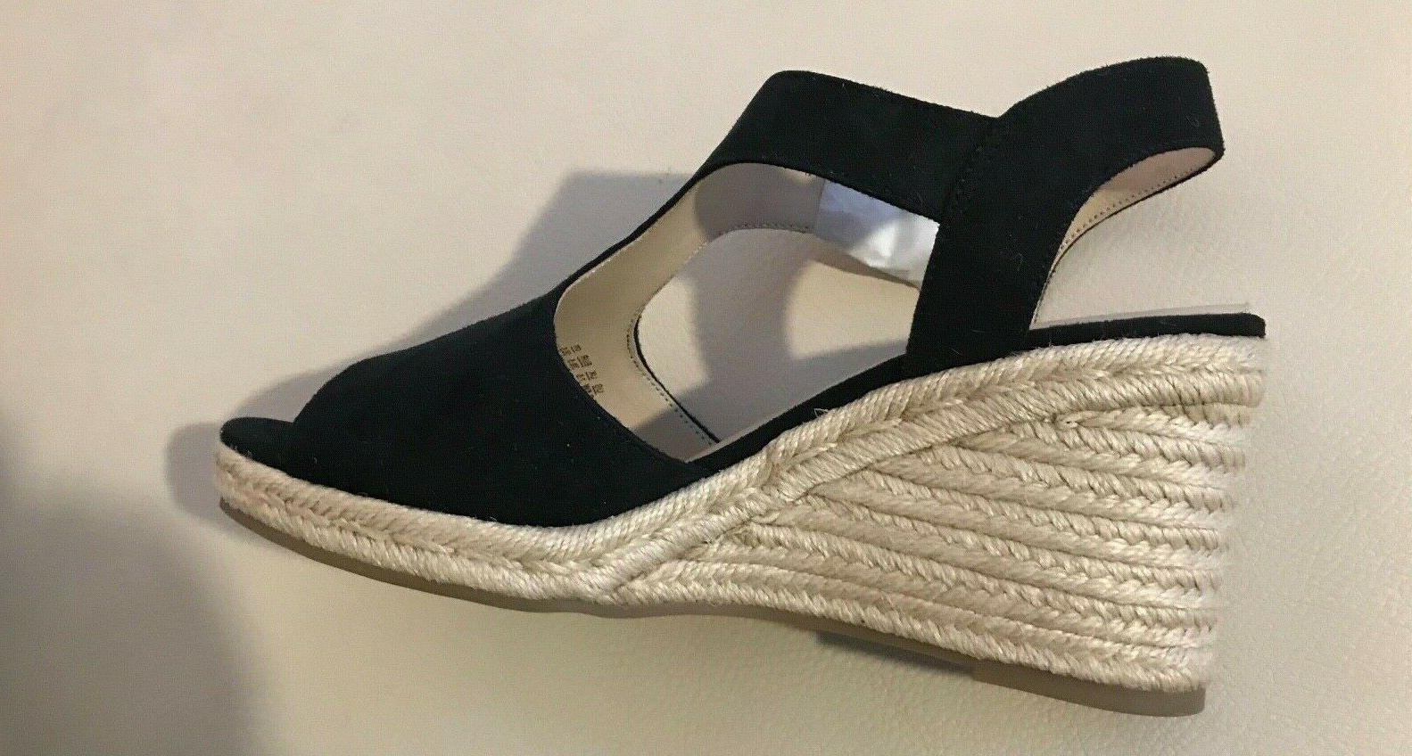 NEW Wedge size Wide Black