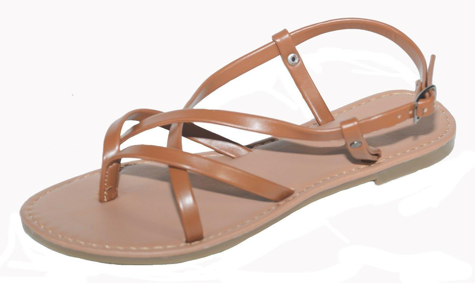 New Gladiator Sandals Shoes Thong Strap Flip