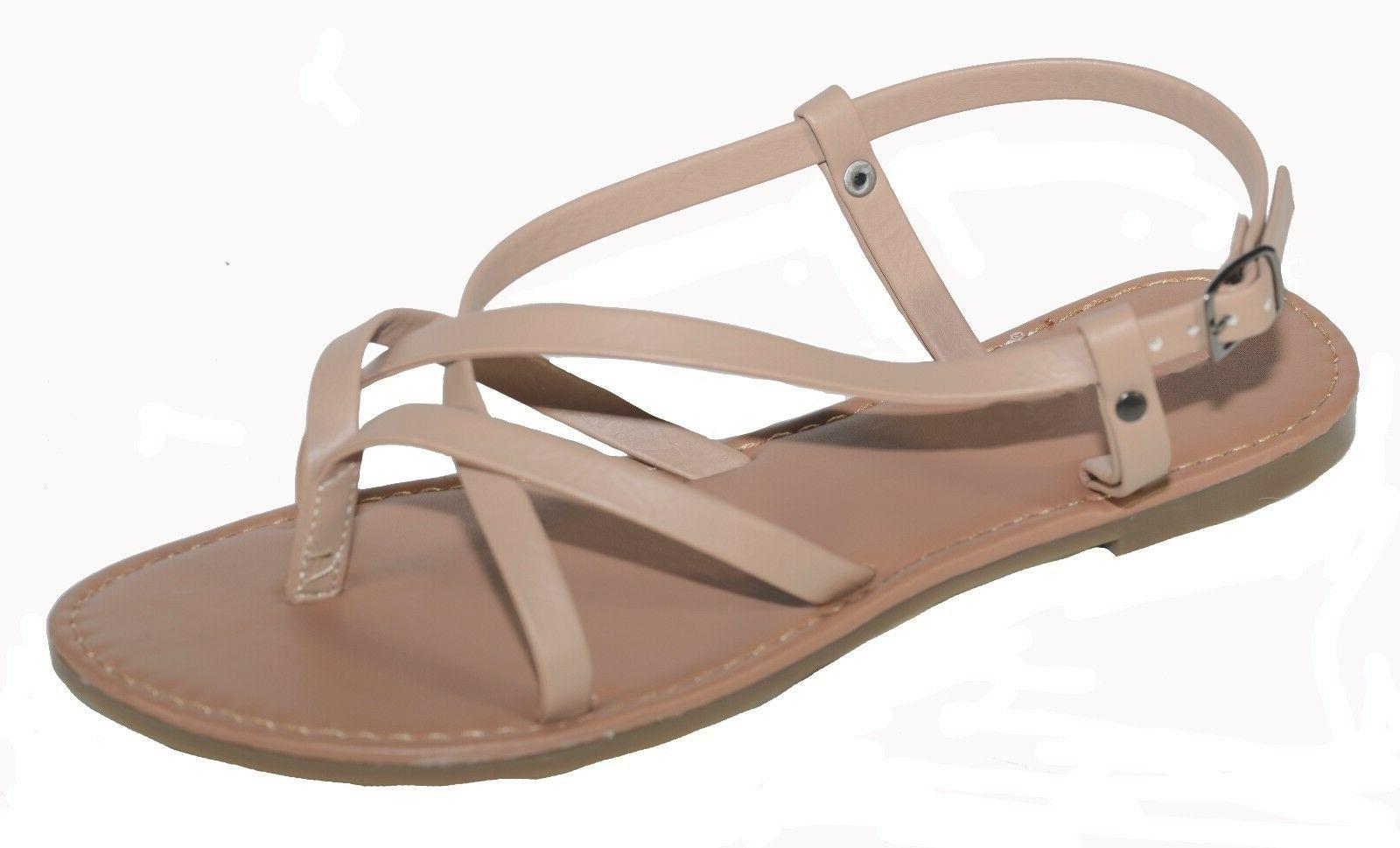 New Women Shoes Thong Flops Strap Strappy