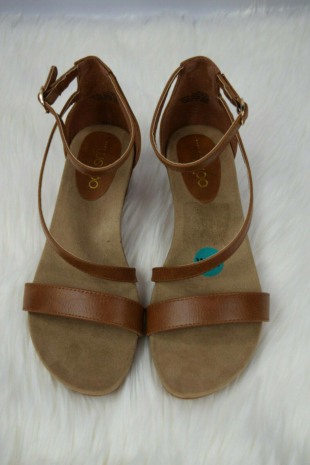 NEW Women's MARLA Wedge Strappy Size 7.5