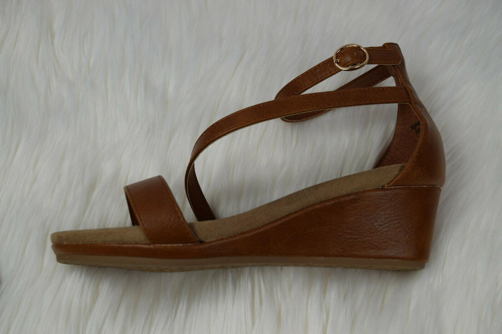 NEW TOO MARLA Wedge Sandals Strappy