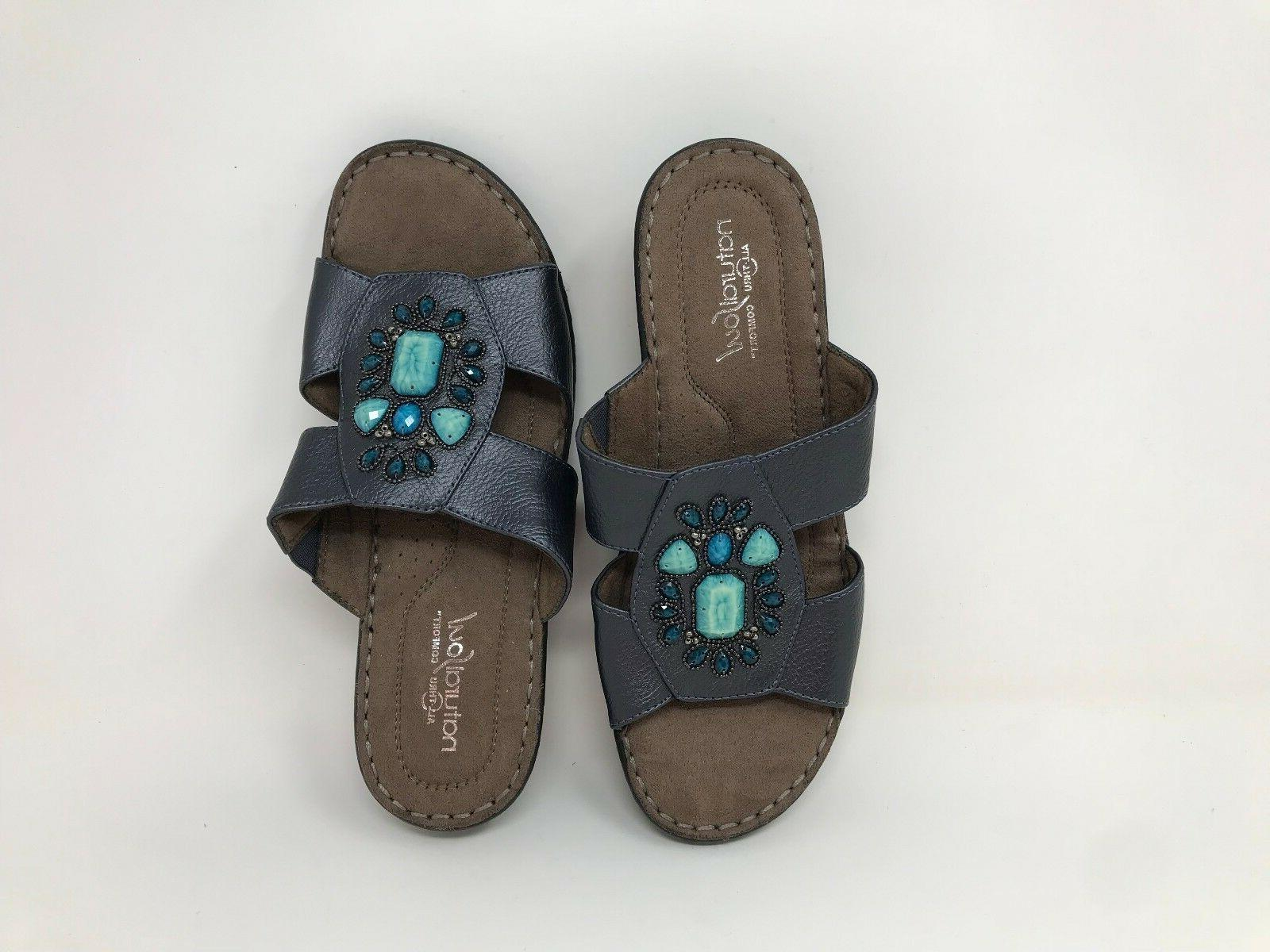 New! Women's Natural Soul by Naturalizer Sandals J15