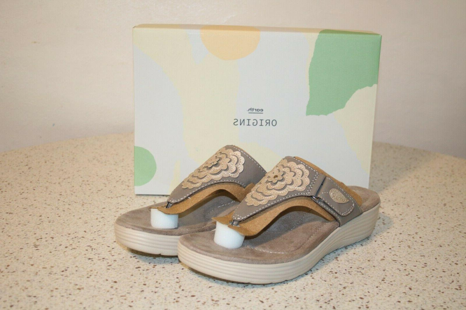 Thong Sandals Size US 10 M