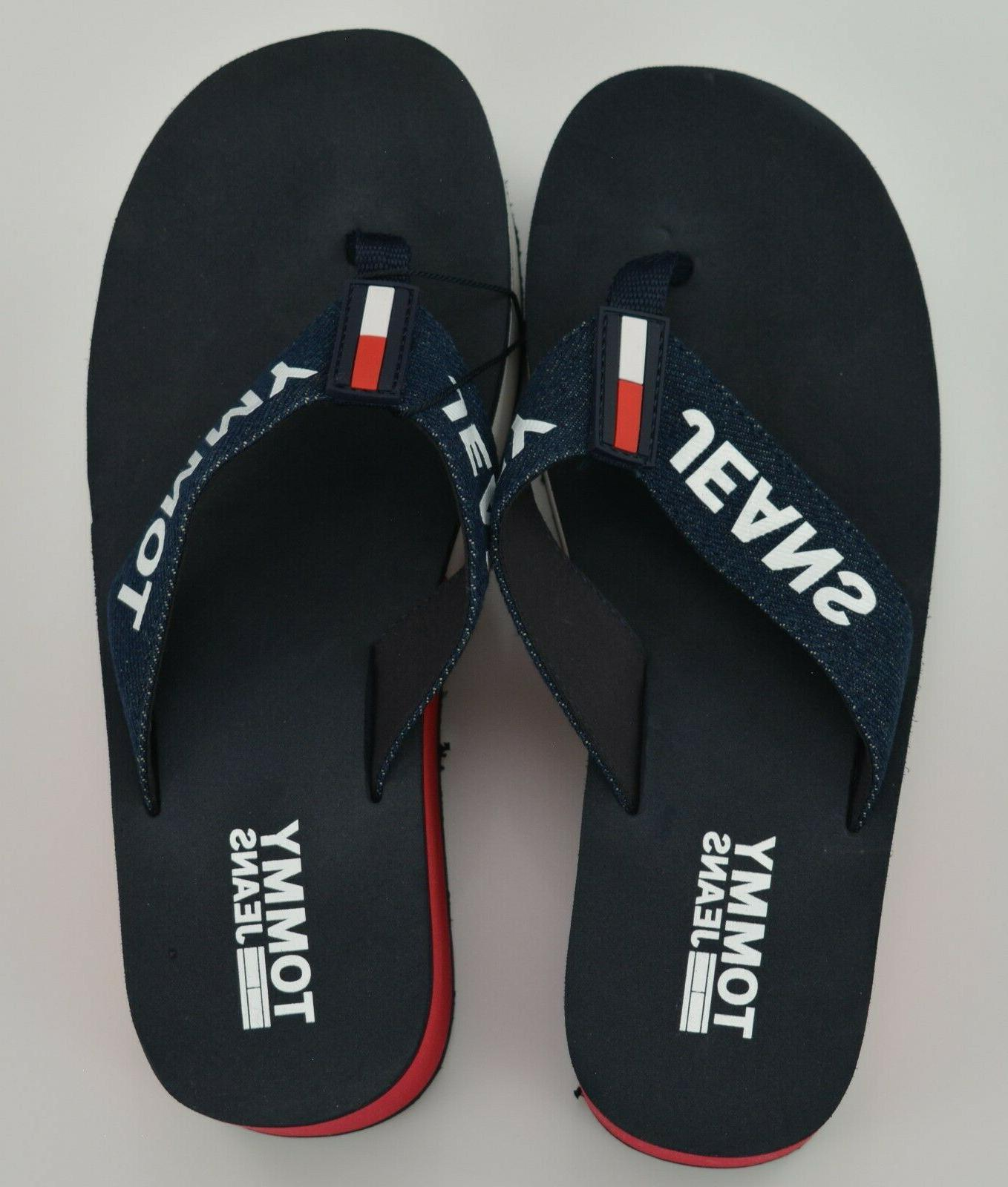 NWT Women's Tommy Hilfiger Jeans Sandals Platforms