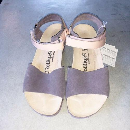 papillio by eve wedge purple leather ankle