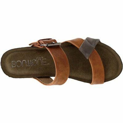 Corkys Peco Sandals - Brown Womens