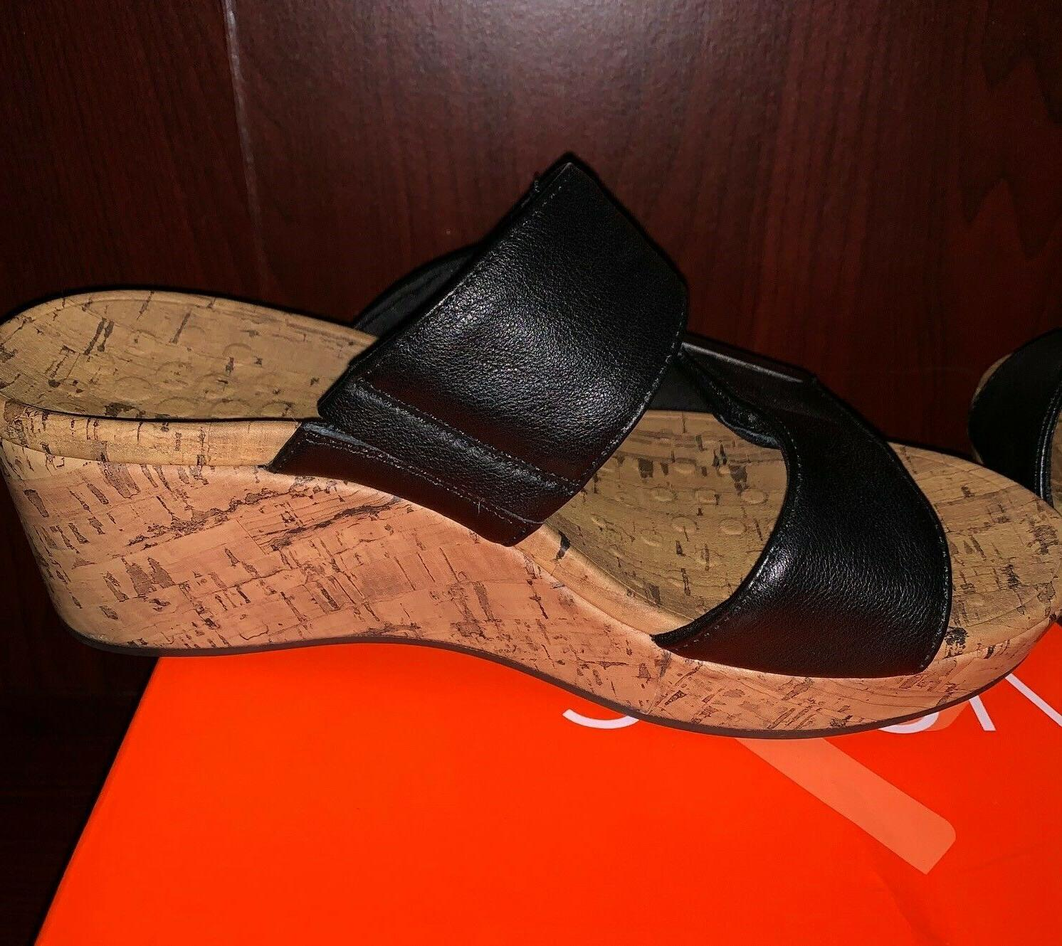 pepper wedge sandals women s size 7