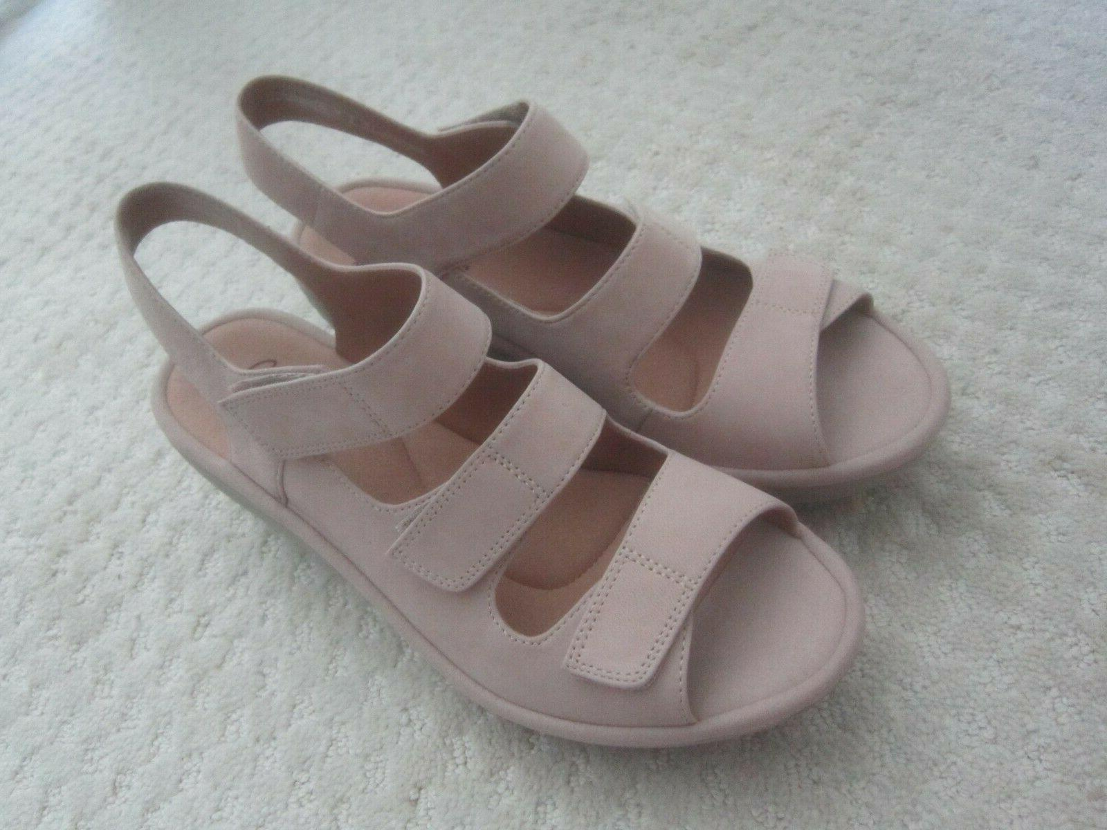 reedly juno nubuck leather wedge sandals sand